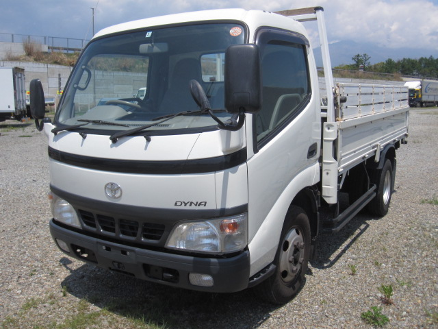 トヨタ ダイナ 35平ボデー