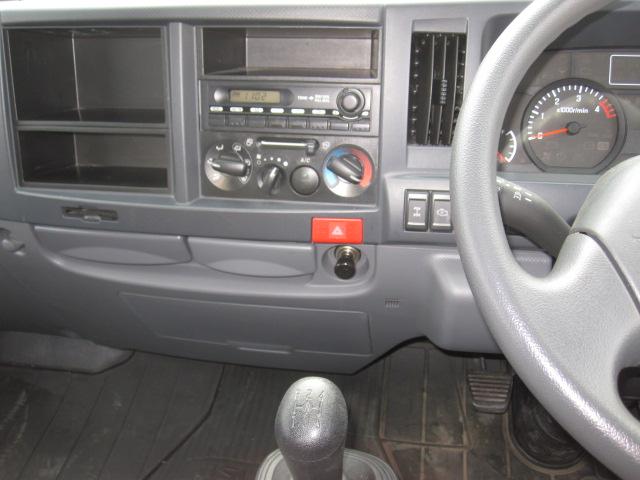 4WD 10尺バン 新免許対応 低走行高年式