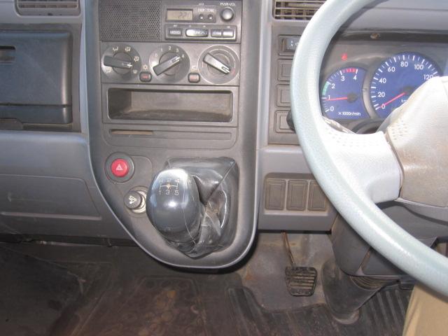 4WD キャンターダンプ 程度良好