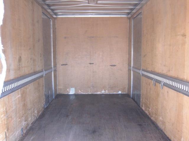 ワイドロングバン 両側サイドドア付き