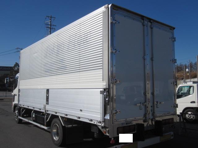 日野セミワイド58冷凍ウィング 車検付き